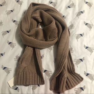 Tory burch wool scarf
